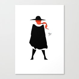 ASSASIN Canvas Print