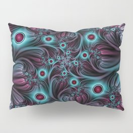 Fractal Into The Depth Pillow Sham