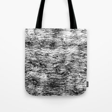 Black Pattern#4 Tote Bag