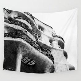 La Pedrera Wall Tapestry