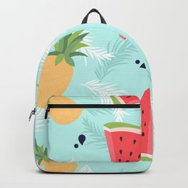 Cartoon Sweet Fruit Art Backpack
