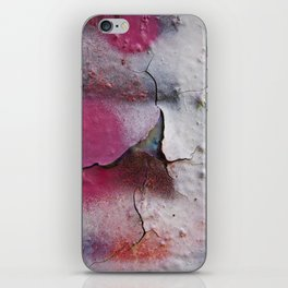 Pink Rumble iPhone Skin