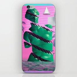 V @ P O R iPhone Skin