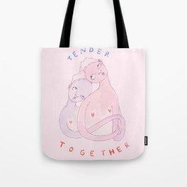 Tender Together Tote Bag