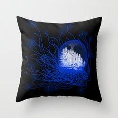 my safehouse Throw Pillow