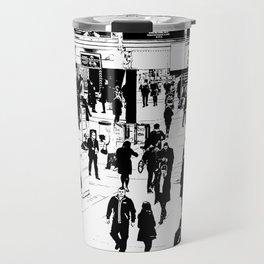 London Commuter Art Travel Mug