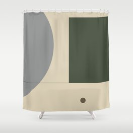Contemporary 36 Shower Curtain