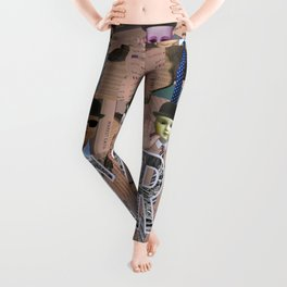 It's Not Our Fault! 01b Leggings