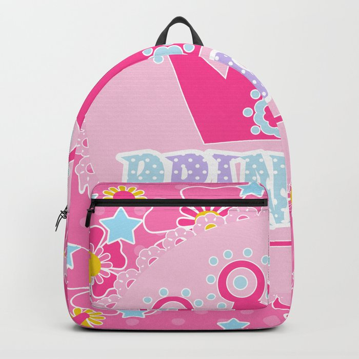 "For the little Princess. From the series ""Gifts for kids"" . Backpack"
