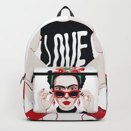 Rebel Girl Backpack