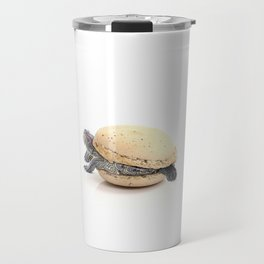 Cute Turtle Macaron Travel Mug