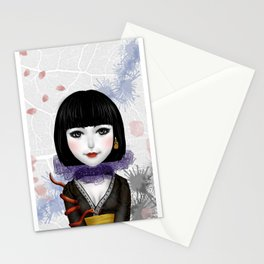 Little Poison Master Stationery Cards