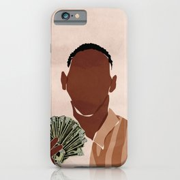 I am a Rich Man iPhone Case