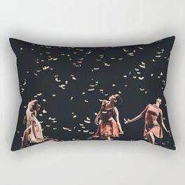 Dancing finale Rectangular Pillow
