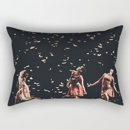 Dancing finale Rectangular Pillow