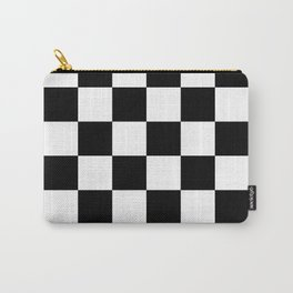 Black or white Carry-All Pouch