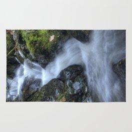 Flowing Water Rug