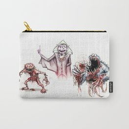 Horror Muppets Carry-All Pouch