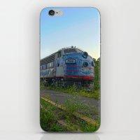 minnesota iPhone & iPod Skins featuring Minnesota Zephyr by John Andrews Design