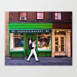 Vesuvio Bakery Canvas Print