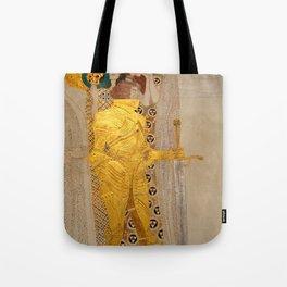 "Gustav Klimt ""The Golden Knight"" Tote Bag"