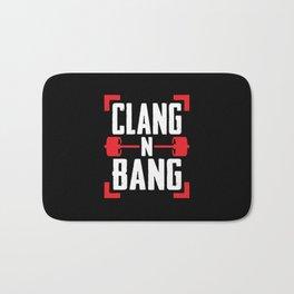 Clang N Bang Bath Mat