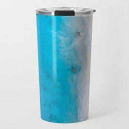 Beautiful Turquoise Sea Travel Mug