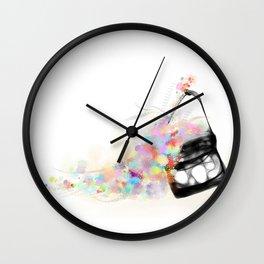 cool sketch 200 Wall Clock