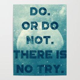 Yoda's wisdom Poster