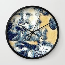 Phillip of Macedon series 11 Wall Clock