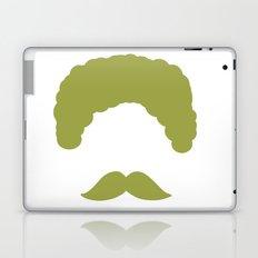 Moustache2 Laptop & iPad Skin