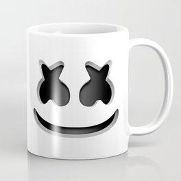 Marshmello Mask Coffee Mug