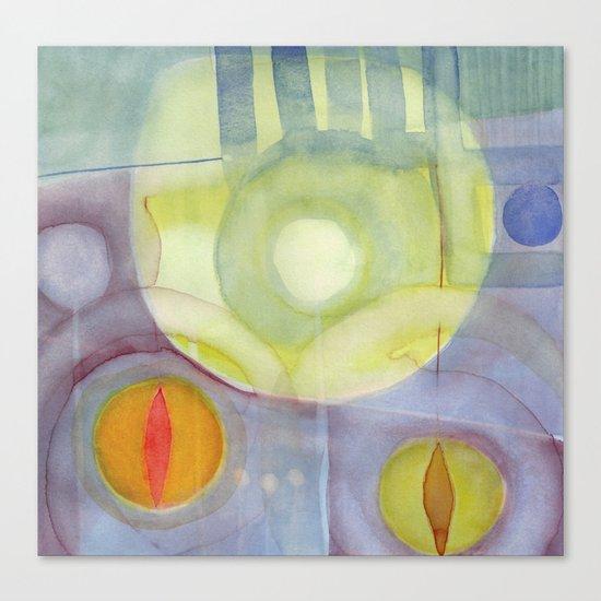 More Canvas Print