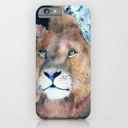 Ever Watchful by Maureen Donovan iPhone Case
