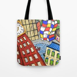 Baltimore In My Dreams Tote Bag