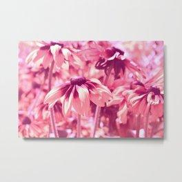 Flower Pink 0144 Metal Print