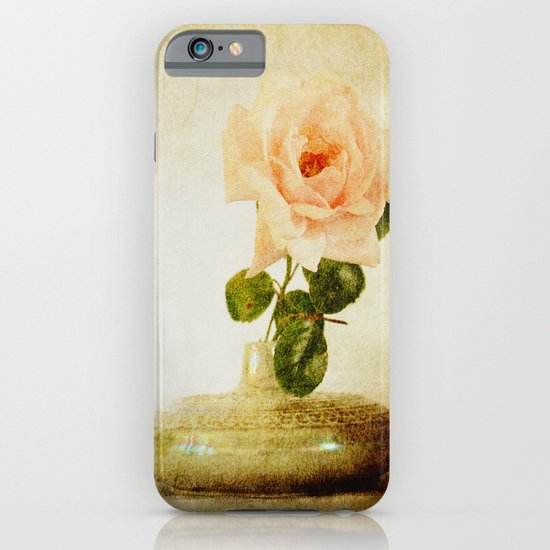 Vintage Rose  - JUSTART © iPhone & iPod Case