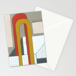 Geo Stationery Cards