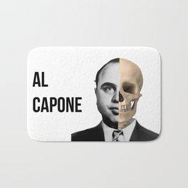 Capone Skull Bath Mat