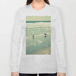 Glistening Sea Long Sleeve T-shirt