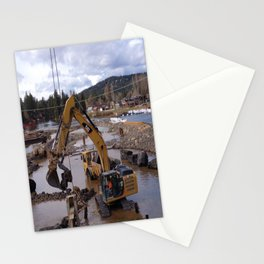 River Work Stationery Cards