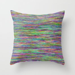 Every Color 133 Throw Pillow