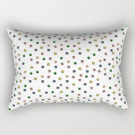 Let's Play Rectangular Pillow