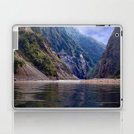 Manas River - Bhutan Laptop & iPad Skin