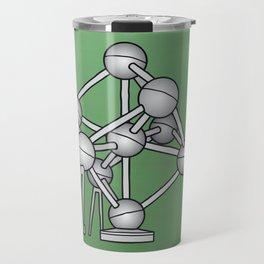 Atomium Brussels Travel Mug