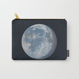 Moon Portrait 6 Carry-All Pouch