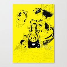 LAGORCA 01 Canvas Print