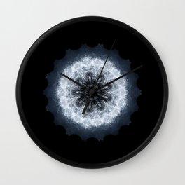 Mandala Tender Intensity Wall Clock
