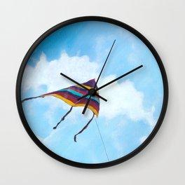 Kite Wall Clock