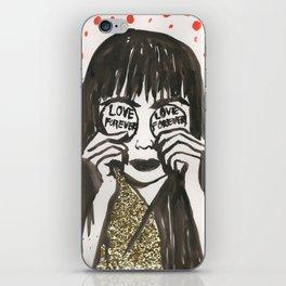 Love Forever Yayoi Kusama iPhone Skin